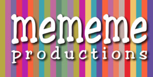 mememe productions logo