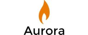 aurora suspended fires ballina logo