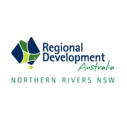 regional development northern rivers logo